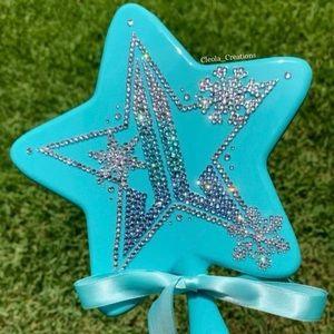Jeffree Star Ice Queen Snowflake Mirror